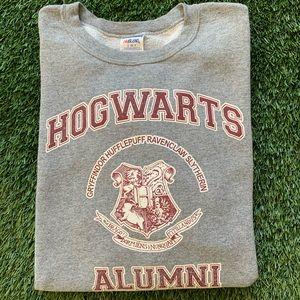 Warner Bros. Shirts - 🎥 Hogwarts Alumni Harry Potter Crewneck